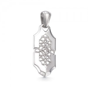 Подвеска мужская из серебра 925 арт. 33-00-069