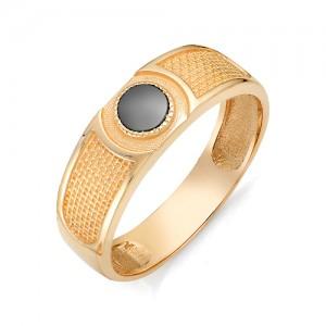Мужское кольцо из золота 585 пробы арт. 91-02-503