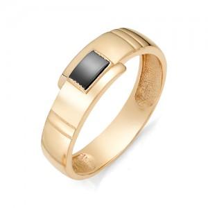 Мужское кольцо из золота 585 пробы арт. 91-02-506
