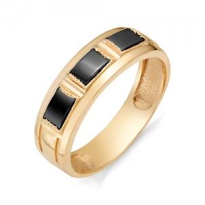 Мужское кольцо из золота 585 пробы арт. 91-02-510