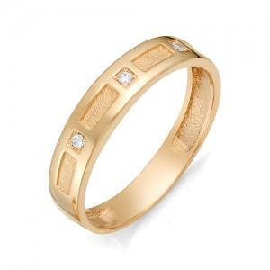 Мужское кольцо из золота 585 пробы арт. 91-02-511