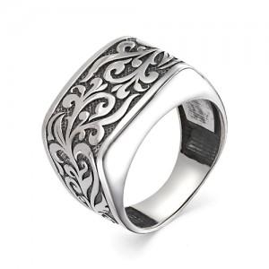 Кольцо мужское из серебра 925 арт. 93-00-036