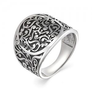Кольцо мужское из серебра 925 арт. 93-00-037