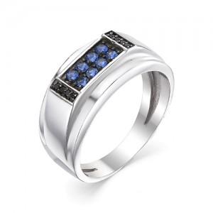 Перстень мужской из серебра 925 арт. 93-02-056