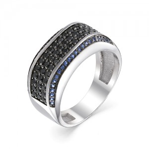 Перстень мужской из серебра 925 арт. 93-02-058