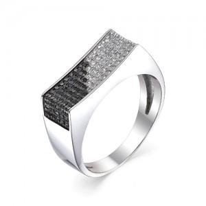 Перстень мужской из серебра 925 арт. 93-02-063