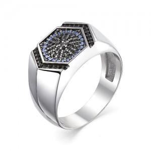Перстень мужской из серебра 925 арт. 93-02-064
