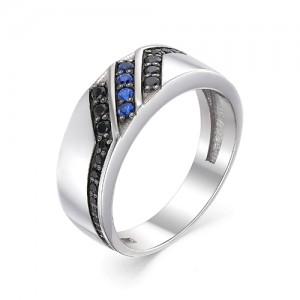 Перстень мужской из серебра 925 арт. 93-02-065