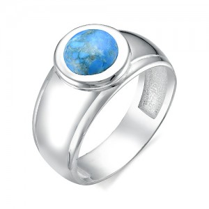 Мужское кольцо из серебра 925 пробы арт. 93-000-029