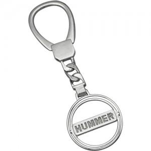 Брелок Хамер из серебра 925 пробы арт. 000-5-122