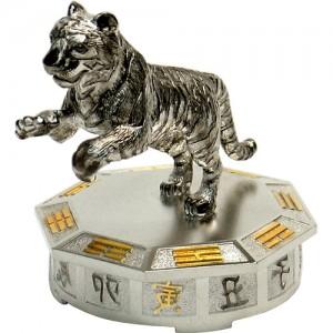 "Серебряная статуэтка -год ""Тигра"", арт. 1007-05-00503"