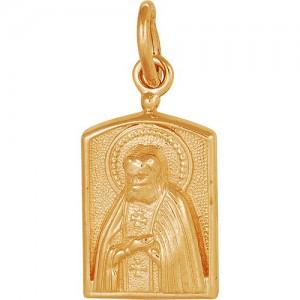 Подвеска из красного золота 585 пробы арт. 300-1-510