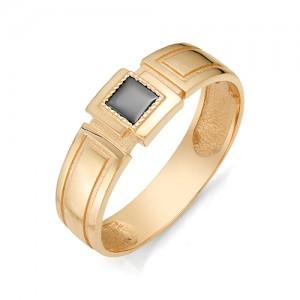 Мужское кольцо из золота 585 пробы арт. 91-02-504