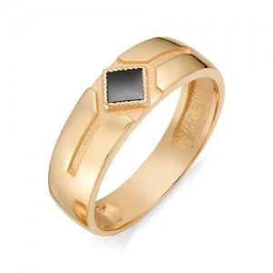 Мужское кольцо из золота 585 пробы арт. 91-02-505