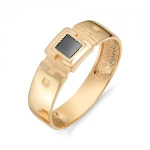 Мужское кольцо из золота 585 пробы арт. 91-02-507