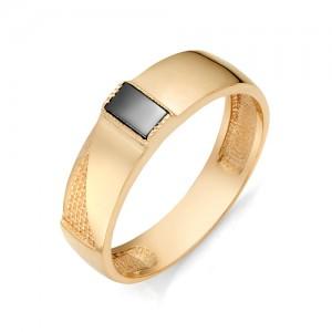 Мужское кольцо из золота 585 пробы арт. 91-02-508
