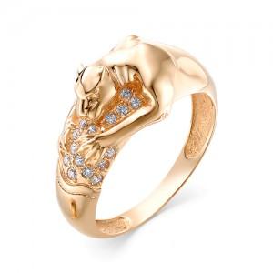 Мужское кольцо из золота 585 пробы арт. 91-02-560