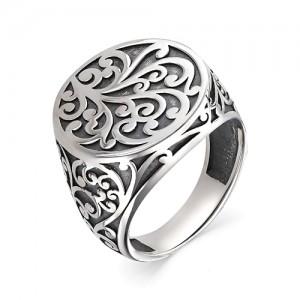 Кольцо мужское из серебра 925 арт. 93-00-035