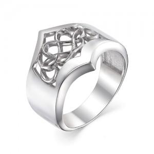 Кольцо мужское из серебра 925 арт. 93-00-067