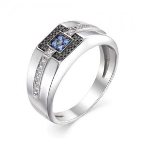 Перстень мужской из серебра 925 арт. 93-02-051