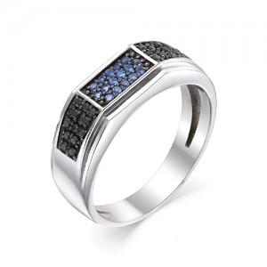 Перстень мужской из серебра 925 арт. 93-02-054