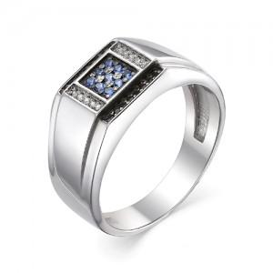 Перстень мужской из серебра 925 арт. 93-02-062