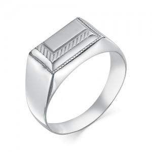 Печатка мужская из серебра 925 пробы арт. 93-02-134