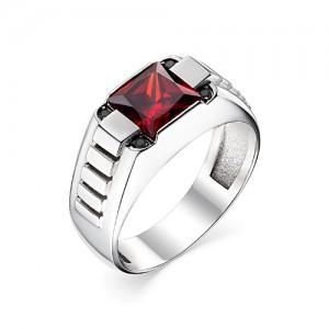 Перстень из серебра 925 пробы с кварцем арт. 93-02-200