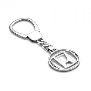Брелок Хонда из серебра 925 пробы арт. 000-5-014