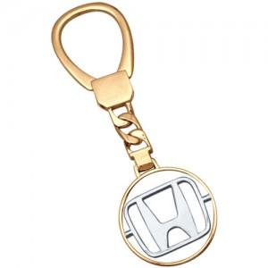 Брелок Хонда из золота 585 пробы арт. 008-1-014