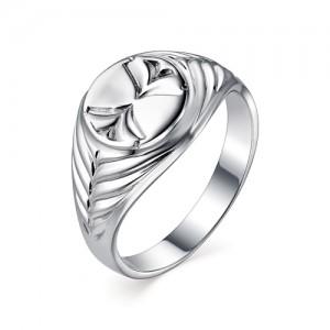 Печатка мужская из серебра 925 пробы арт. 93-00-077