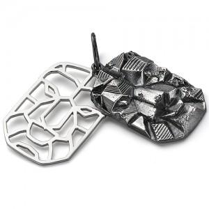 Подвеска из серебра 925 - Лев