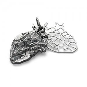 Подвеска из серебра 925 - Сердце