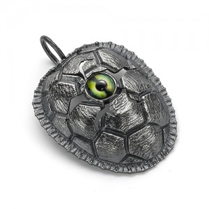 """Подвеска из серебра 925 - """"глаз Черепахи"""""""
