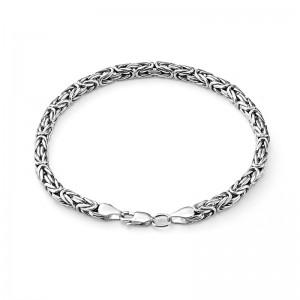 """Цепь """"Империал"""" из серебра 925 пробы, арт. 83-00-107"""