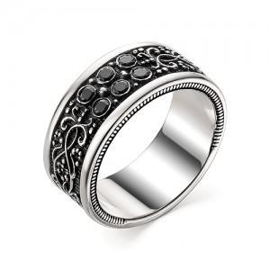 Перстень из серебра 925 пробы с кварцем арт. 93-02-361